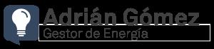 Adrián Gómez CEM. Gestor de Energía
